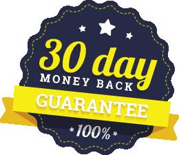 30 day money back guarantee on Ready Jack